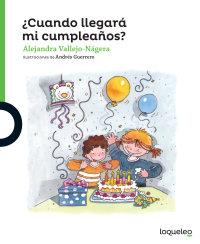 Cover ¿Cuándo llegará mi cumpleaños?