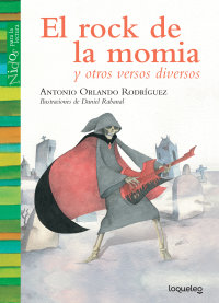Cover El rock de la momia