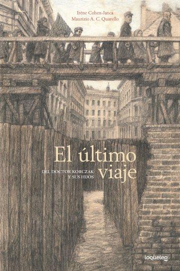 Cover El último viaje del doctor Korczak y sus hijos
