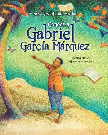 Cover Conoce a Gabriel García Márquez
