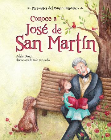 Cover Conoce a José de San Martín