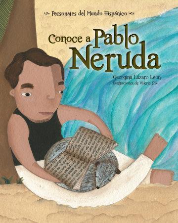 Cover Conoce a Pablo Neruda