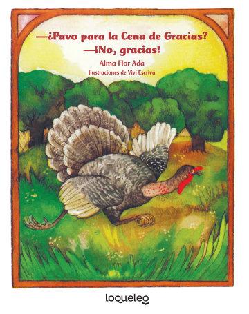 Cover ¿Pavo para la Cena de Gracias? ¡No, gracias!