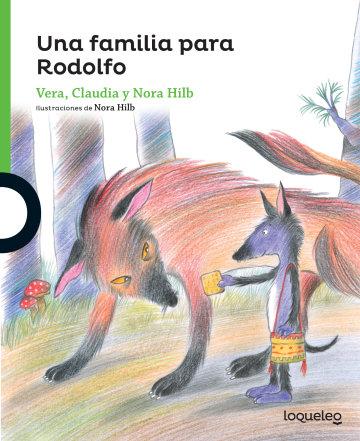 Cover Una familia para Rodolfo
