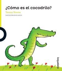 Cover ¿Cómo es el cocodrilo?