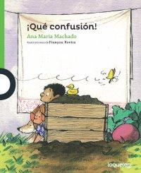 Cover ¡Qué confusión!