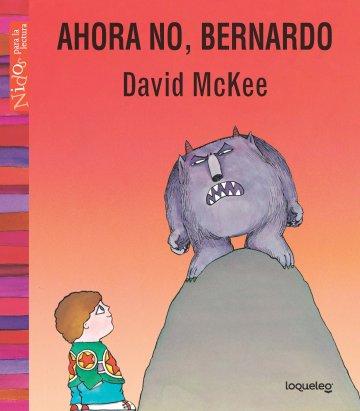 Cover Ahora no, Bernardo