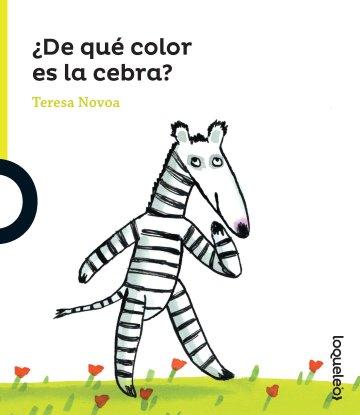 Cover ¿De qué color es la cebra?