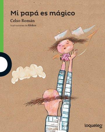 Cover Mi papá es mágico