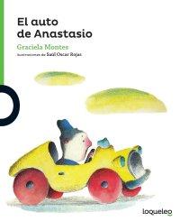 Cover El auto de Anastasio