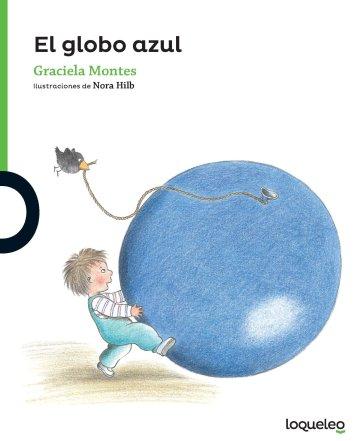 Cover El globo azul