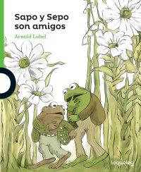 Cover Sapo y Sepo son amigos