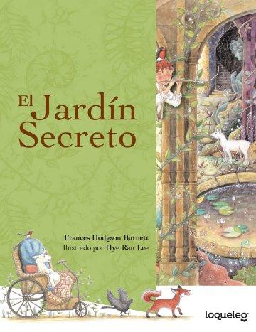 Cover El jardín secreto