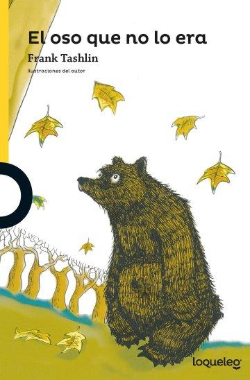 Cover El oso que no lo era