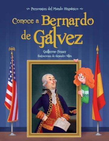 Cover Conoce a Bernardo de Gálvez