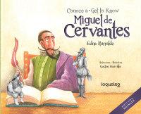 Cover Conoce a Miguel de Cervantes (Bilingual Edition)