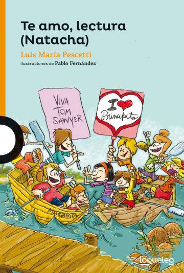 Cover Te amo, lectura (Natacha)