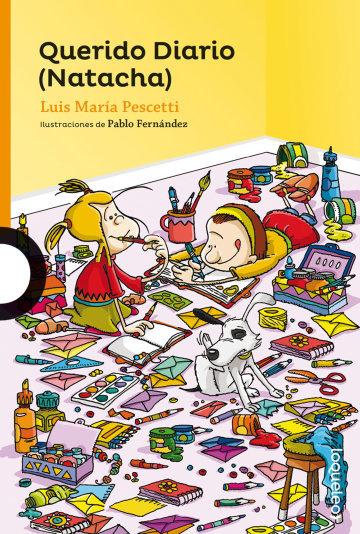 Cover Querido Diario (Natacha)