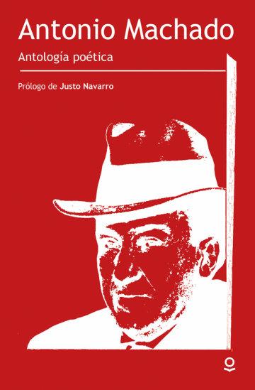 Cover Antología Poética. Antonio Machado