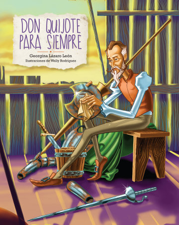 Cover Don Quijote para siempre