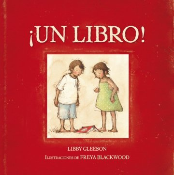 Cover ¡Un libro!