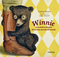 Cover Winnie: La verdadera historia del oso más querido del mundo