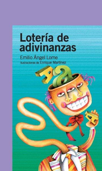 Cover Lotería de adivinanzas