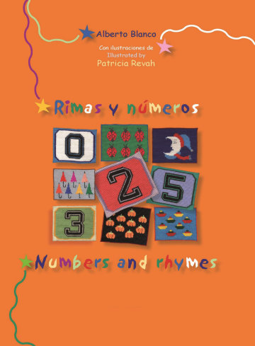Cover Rimas y números (Bilingual Edition)