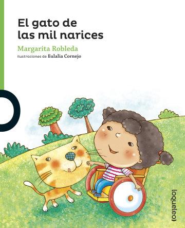 Cover El gato de las mil narices