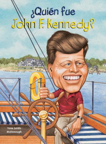 Cover ¿Quién fue John F. Kennedy?
