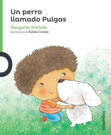 Cover Un perro llamado Pulgas
