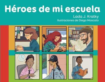 Cover Héroes de mi escuela