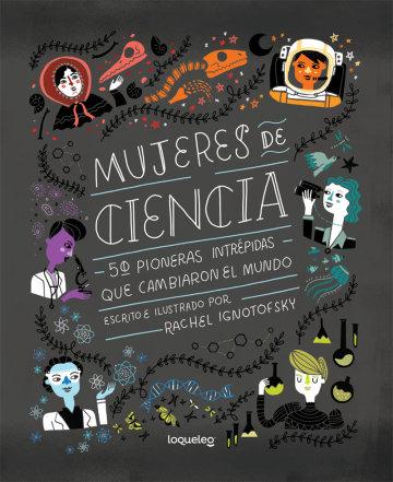 Cover Mujeres de ciencia