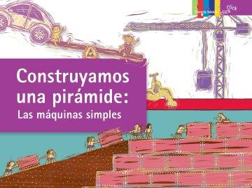 Cover Construyamos una pirámide: Las máquinas simples