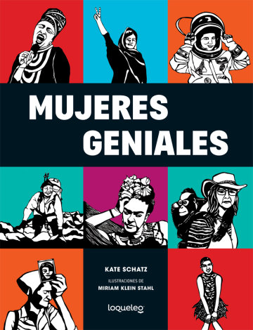 Cover Mujeres geniales