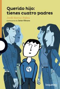 Cover Querido hijo: tienes cuatro padres