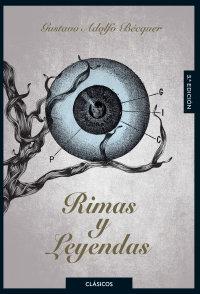 Cover Rimas y Leyendas