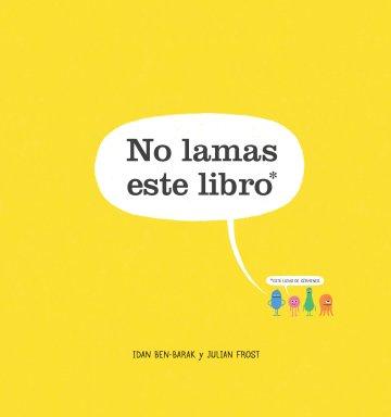 Cover No lamas este libro