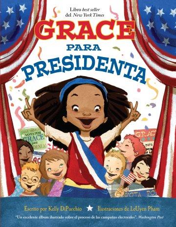 Cover Grace para presidenta