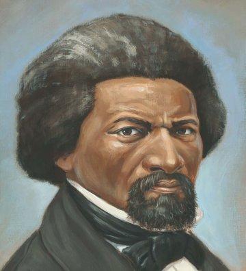 Cover El viaje de Frederick: la vida de Frederick Douglass