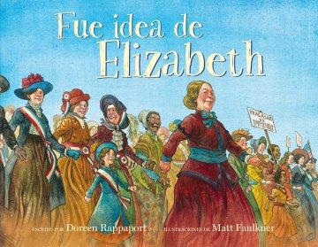 Cover Fue idea de Elizabeth