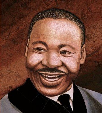 Cover Las poderosas palabras de Martin: la vida del doctor Martin Luther King, Jr.
