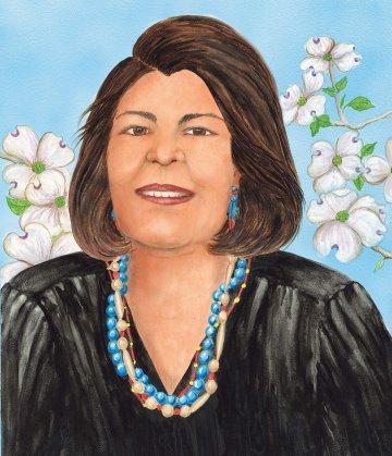 Cover Wilma regresa a casa: la vida de Wilma Mankiller