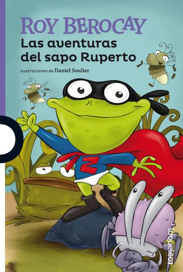 Portada Las aventuras del sapo Ruperto