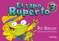 Portada El Sapo Ruperto - Cómic 3