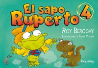 Portada El Sapo Ruperto - Cómic 4