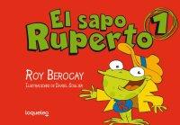 Portada El Sapo Ruperto - Cómic 1