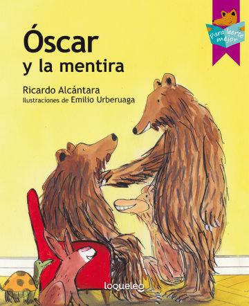 Portada Óscar y la mentira