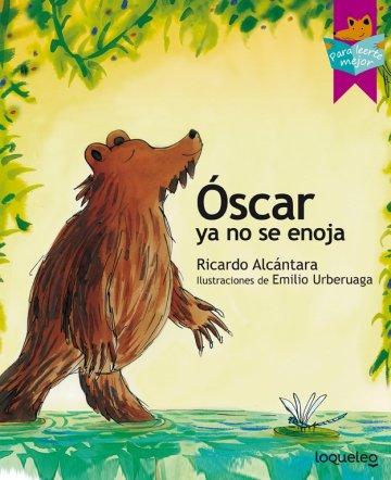 Portada Óscar ya no se enoja