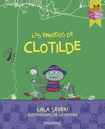 Portada Los enredos de Clotilde